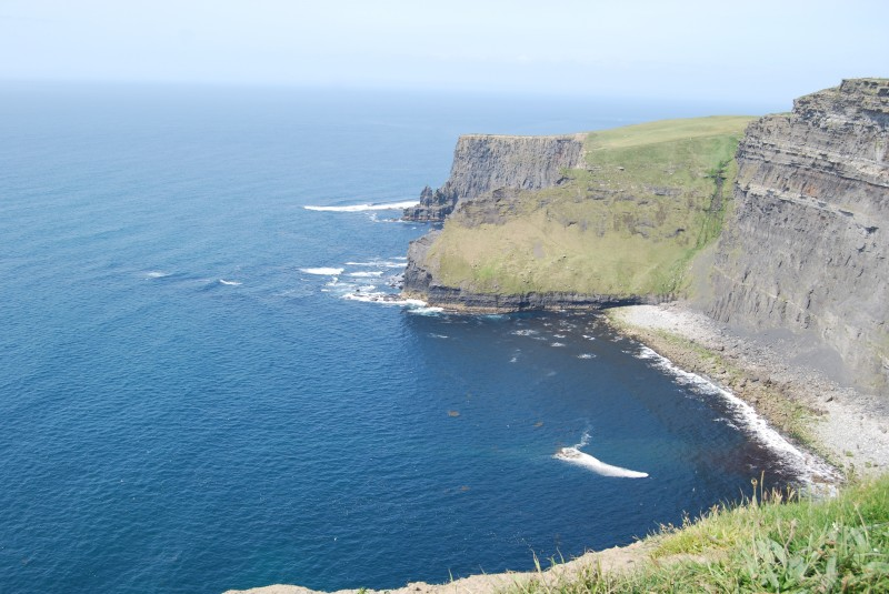 Cliffs of Moher near Galway Ireland