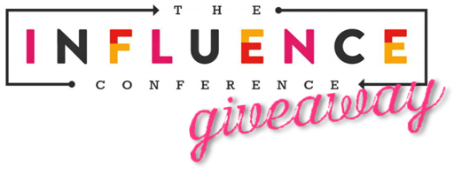 Influence Conference Giveaway