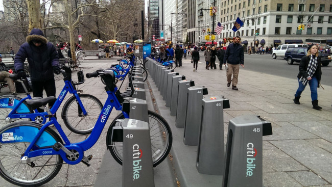 CitiBikeDockingStation