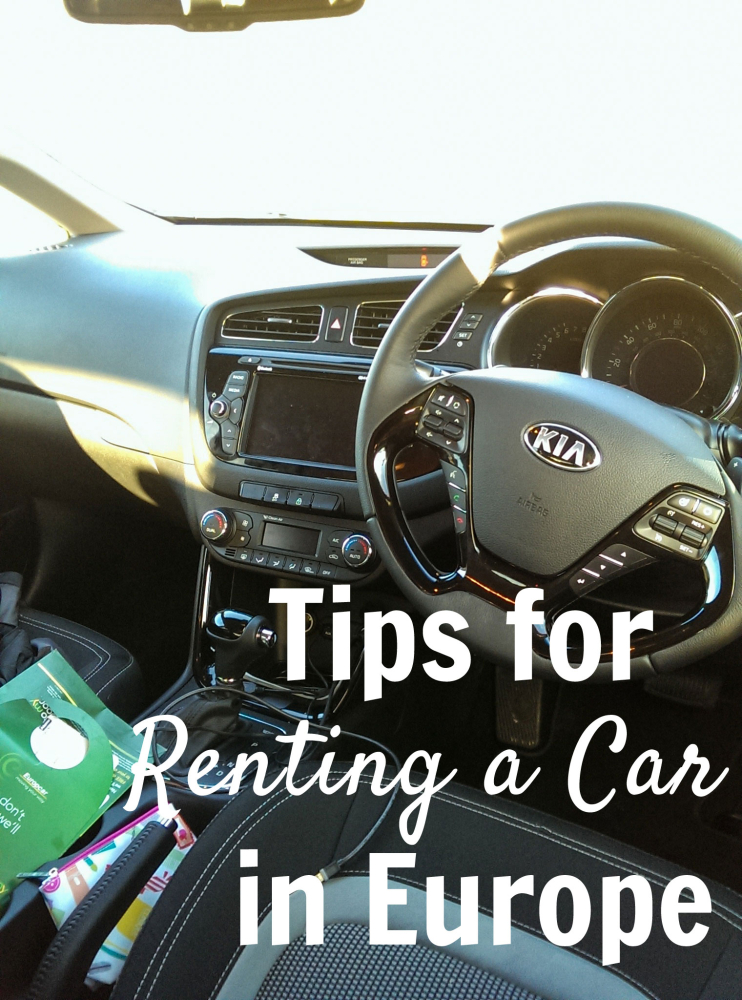 Tips For Renting A Car In Europe