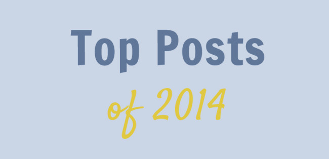 Top Posts of 2014 - Mandy Living Life
