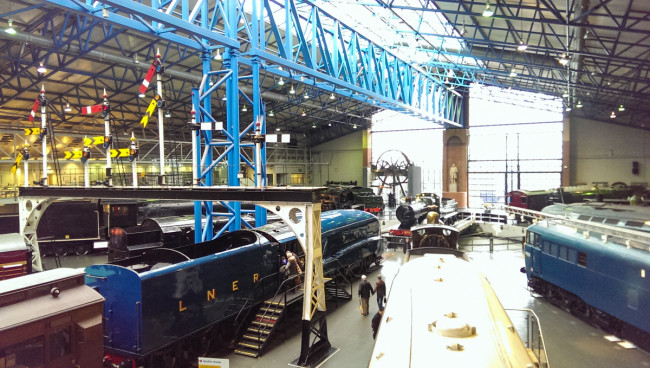 National Railway Musuem - York
