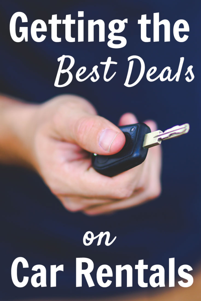 5 Tips for Getting The Best Deals On Car Rentals