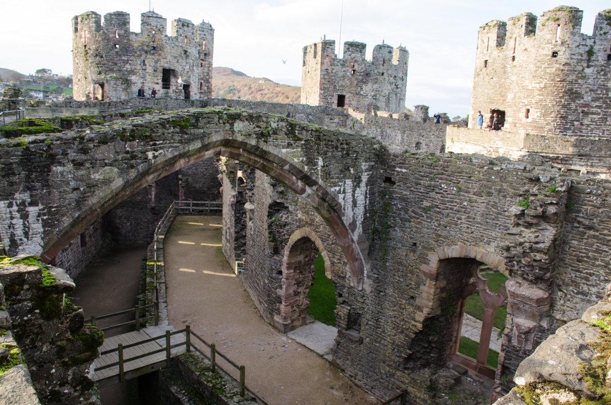 the importance of king edwards capturing of the conwy castle in 1243 Discover the advantages and disadvantages of to reach the centre of the castle, and capture this to king edward i the concentric castles which.