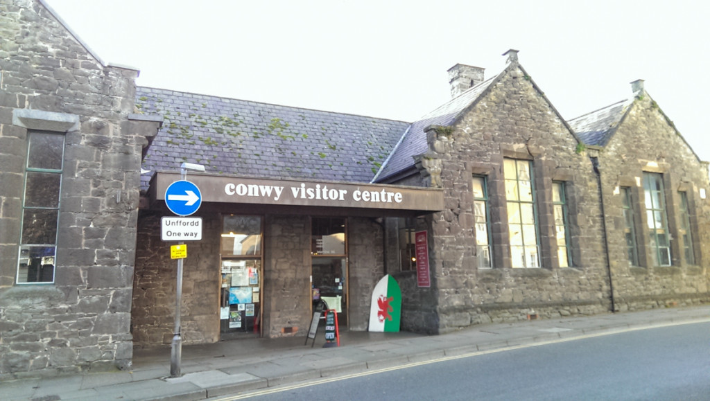Conwy Visitor's Center