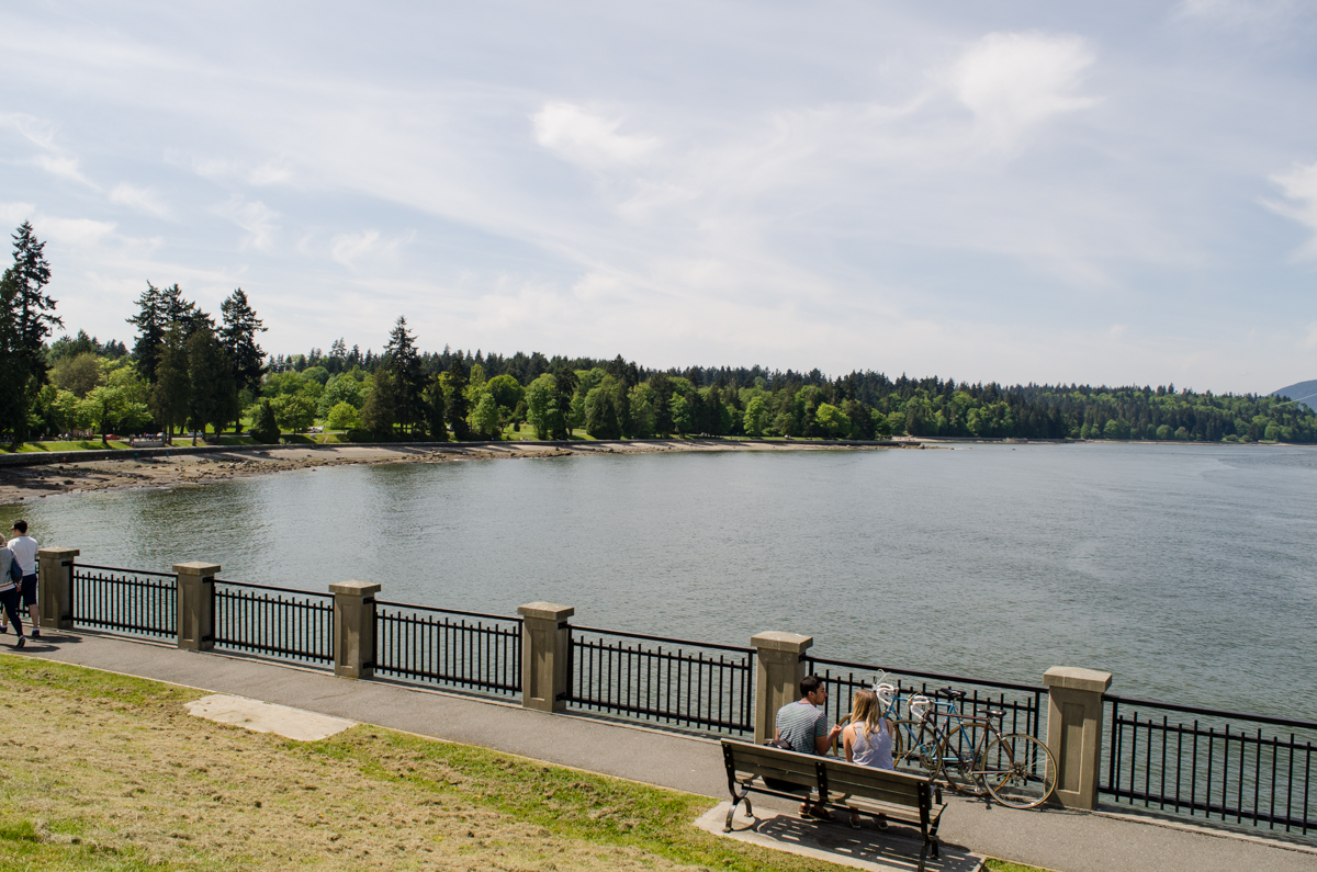 Stanley Park Bike Path