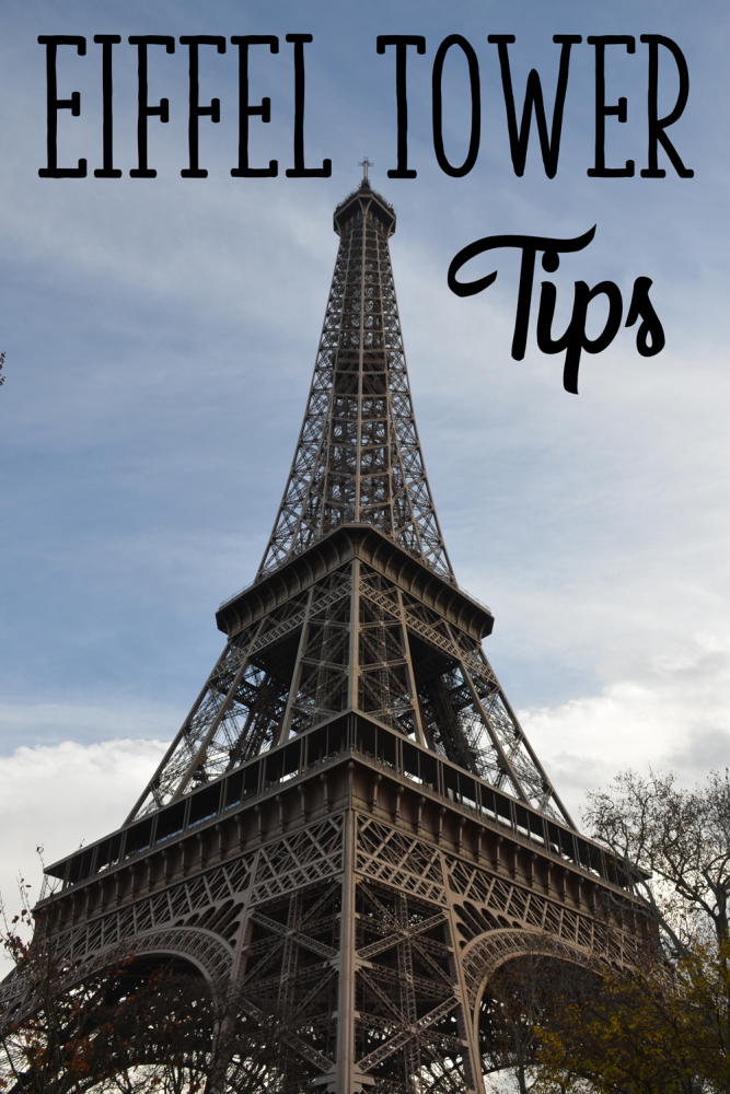 Eiffel Tower Tips