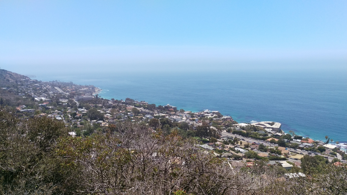 Hiking in Laguna Beach